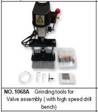 BST No. 1068A Grinding Tools for Valve Assembly