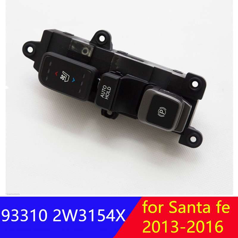 933102W3154X interrupteur de fenêtre de chauffage de siège de frein de stationnement pour hyundai Santa Fe DM 2013-2014 93310-2w315