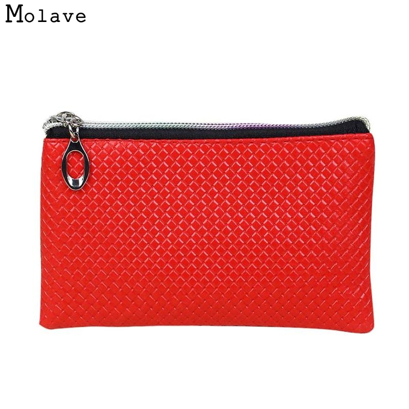 Naivety drop shipping Women Coin Purse PU Leather Zipper Clutch Lady Solid Coin Purse Plaid Bag Monedero De La Moneda 25S7310 naivety new fashion women tassel clutch purse bag pu leather handbag evening party satchel s61222 drop shipping
