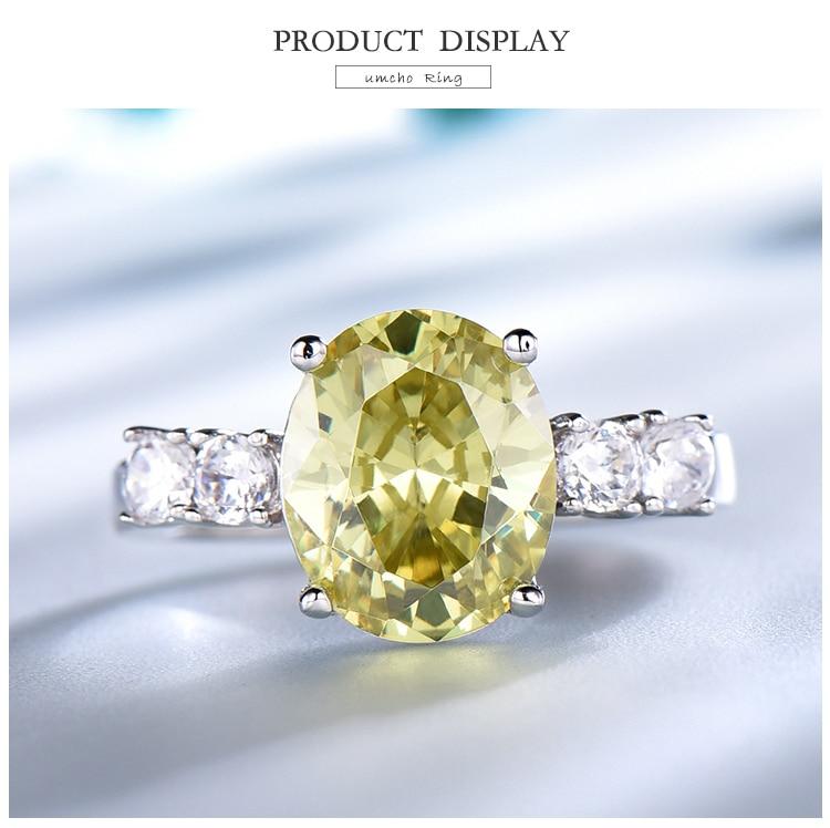 Honyy Apple Green 925 sterling silver earring for women RUJ093Z-1-app (3)