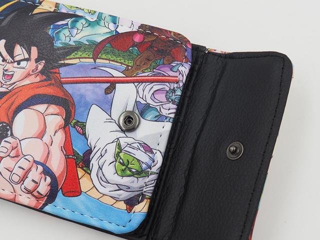 DRAGON BALL Z Super Saiyan Wallet