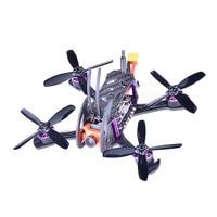 Оригинальный пульт дистанционного Управление игрушки Циклон 110 RC гоночный Drone 600TVL Камера F3 OSD FC 12A ESC дистанционного Управление Запчасти