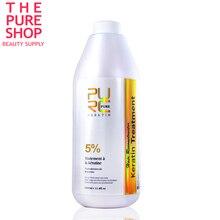 Brazilian keratin hair treatment 5 formalin keratin wholesale hair care products keratin straightening free shipping