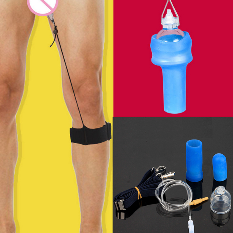 penis enlargement pump phallosan Traction Device ,penis extender medical free ,,Auto vacuum cup stretcher male enhacement
