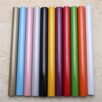 3 5 10M Home Decor Pink Paint Waterproof Vinyl Decorative Film Self Adhesive Wallpaper Roll For