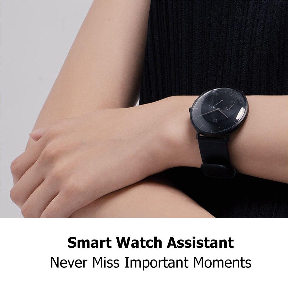 Consumer Electronics Smart Electronics Independent Original Xiaomi Mijia Twentyseventeen Series Casual Style Wrist Watch Life Waterproof Couple Quartz Watch