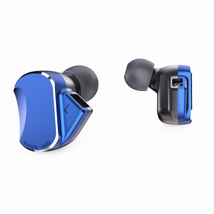 BQEYZ BQ3 3BA 2DD Hybrid In Ear Earphones Earbud HIFI Bass DJ Monito Running Sport Earphone