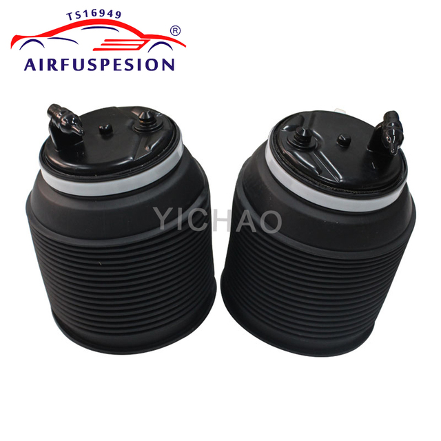 US $132 15 15% OFF|Pair Rear Air Spring Bag for Lexus GX470 for Toyota  4Runner Air Suspension Shock 4809035011 4808035011 48090 35011-in Shock