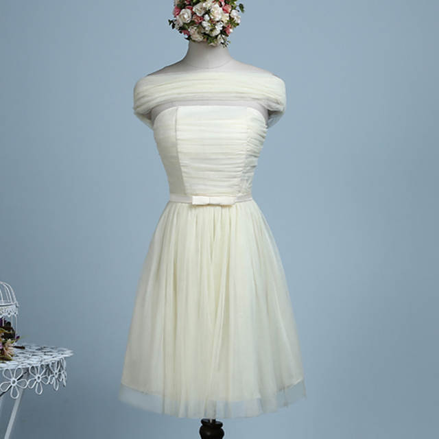 a46c616176 placeholder Fashion elegant wedding design off shoulder short kids cocktail  dress for 15 to 18 years girls