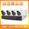 CCTV HDCVI Камеры HDMI CVR DVR в Режиме реального времени Воспроизведения Просмотра 4 канал 4 Шт. Комплект ВИДЕОНАБЛЮДЕНИЯ Камеры ВИДЕОНАБЛЮДЕНИЯ Системы 4Ch DVR Видео рекордер