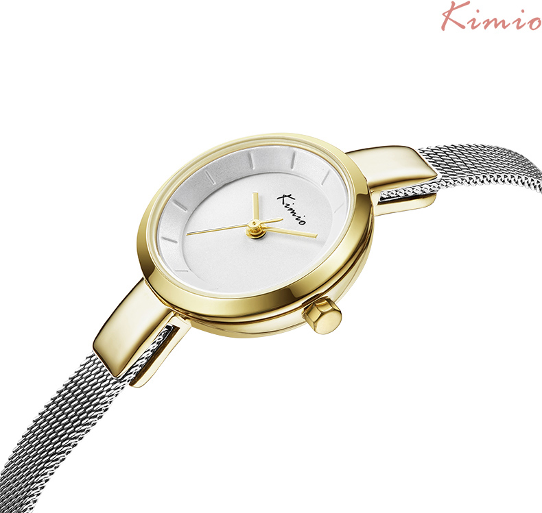 2018 Luxury Brand Watch Women Bracelet Elegant Stainless Steel Small Dial Watch Lady Dress Watch Relogio Feminino with Gift Box