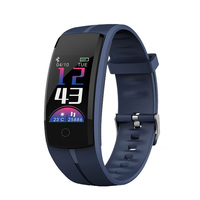 QS100 Smart bracelet Smart watch Blood pressure/Heart rate Monitor fitness Tracker bracelet Android IOS smart wristband
