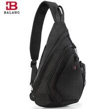 BALANG бренд 2019 для мужчин's сумки на плечо водостойкая сумка через мужской моды груди пакет женщин летние шорты поездки