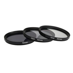 Image 2 - ND Filter Neutral Density ND2 ND4 ND8 Filtors 49MM 52MM 55MM 58MM 62MM 67MM 72MM 77MM Photography for Canon Nikon Sony Camera