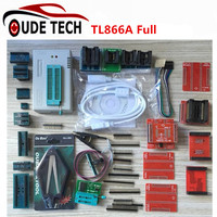 Tl866a Programmer +24 Adapters + Ic Clamp High Speed Tl866 Avr Pic Bios 51 Mcu Flash Eprom Programmer Russian English Manual