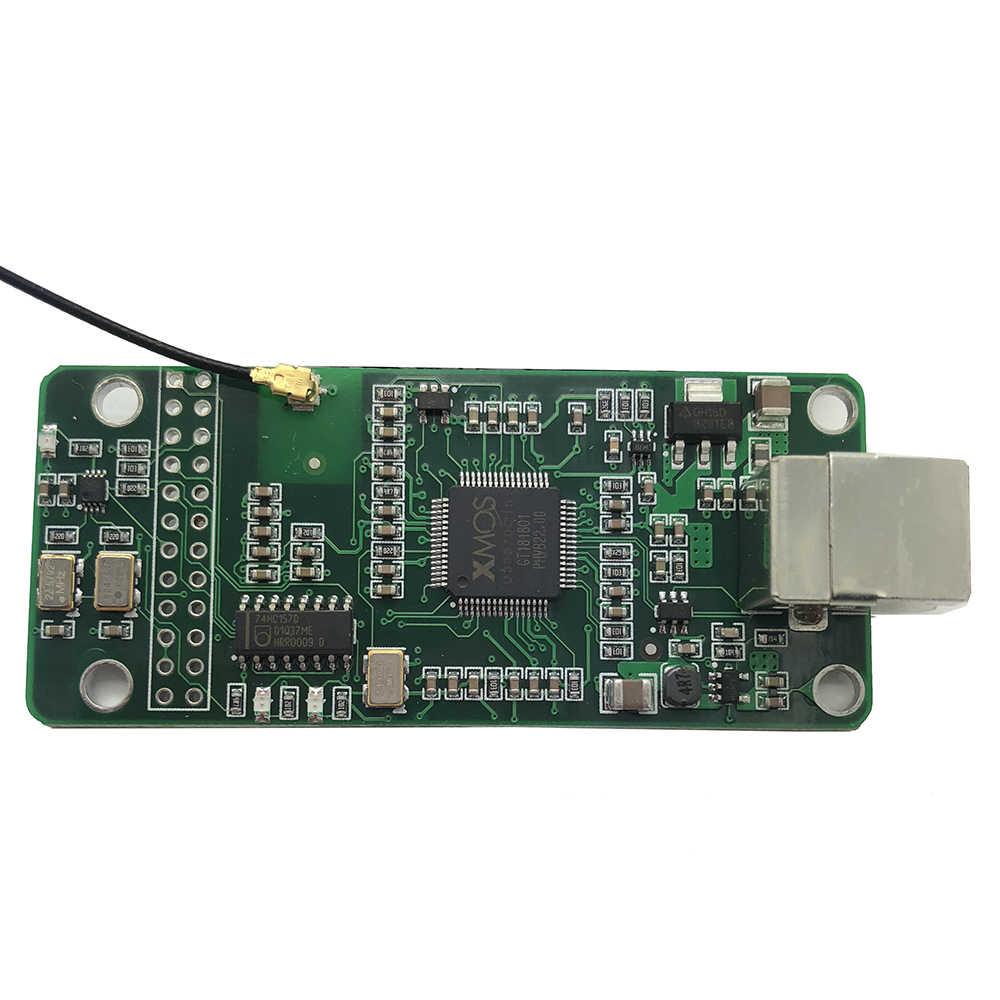 Lusya 새로운 XMOS XU208 USB 디지털 오디오 인터페이스 csr 8675 블루투스 컴포지트 I2S 딸은 안테나 A6-002 dsd를 지원합니다
