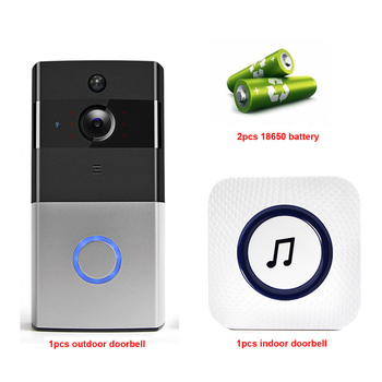 IP Video Intercom WI-FI Video Door Phone Door Bell WIFI Doorbell Camera For Apartments IR Alarm Wireless Security Camera 7