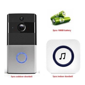 IP Video Intercom WI-FI Video Door Phone Door Bell WIFI Doorbell Camera For Apartments IR Alarm Wireless Security Camera 7