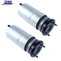 2PC Front Air Suspension Repair Bag For 2005 2012 Land Rover Rang Rover SPORT Discovery 4/3 LR4 LR3 LR016403,REB500060,REB500190