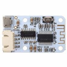 LEORY DIY Amp 2x3 W Micro USB Không Dây bluetooth Loa Âm Thanh Thu Kỹ Thuật Số Board Khuếch Đại