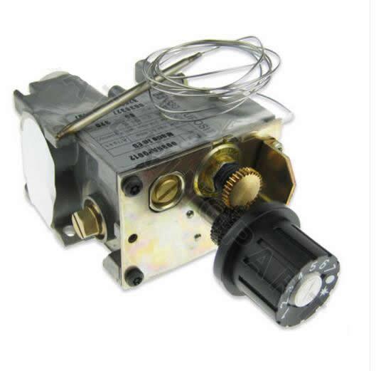 EUROSIT 0.630.327 THERMOSTAT CONTROL GAS VALVE THERMOSTAT 80 - 320  0630327 new original gas control valve evzm550 f01 00