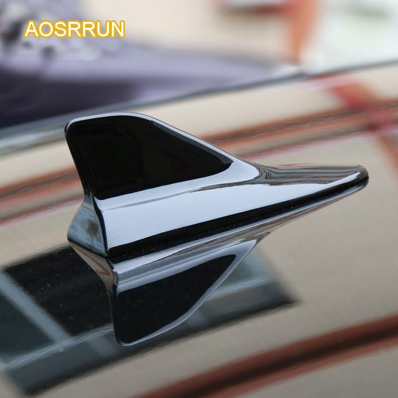 AOSRRUN For Lexus ES250 300h dedicated shark ES250 antenna car paint surface modified fin antenna car accessories covers