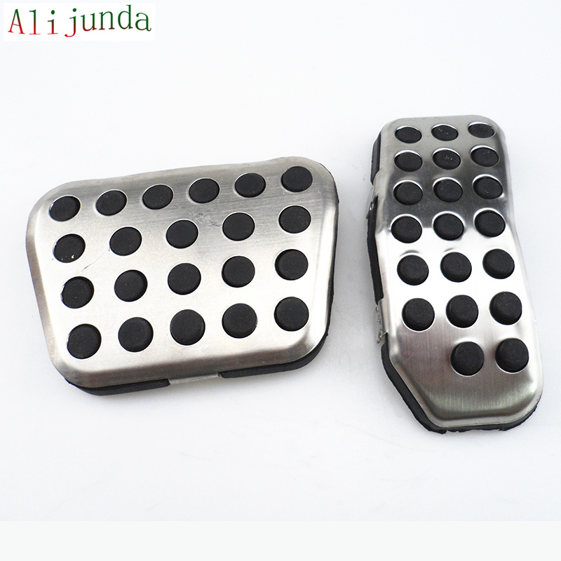 Aluminum Alloy Car Brake and Gas Pedals Accelerator Pad Pads Car Covers for Ford Ecosport Pedals 2012-2016 Car Parts  sc 1 st  AliExpress.com & Online Get Cheap Brake Parts Ford -Aliexpress.com | Alibaba Group markmcfarlin.com