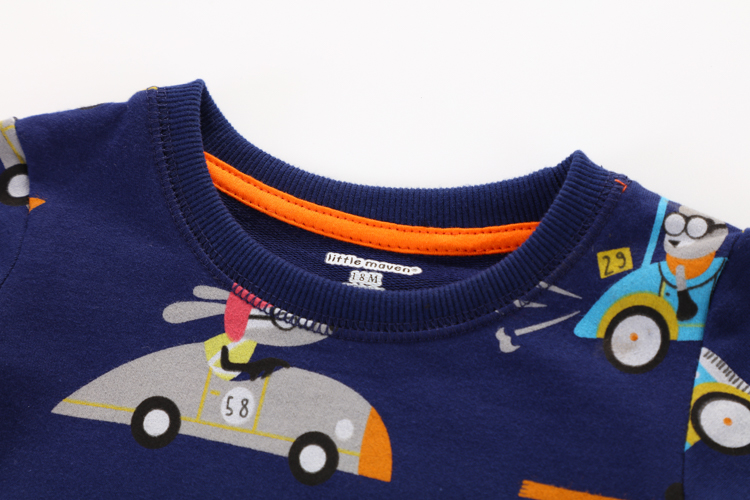 Little-maven-baby-boys-clothes-2017-autumn-children-cotton-long-sleeve-terry-knitted-racing-car-print-thick-t-shirt-C0039-3