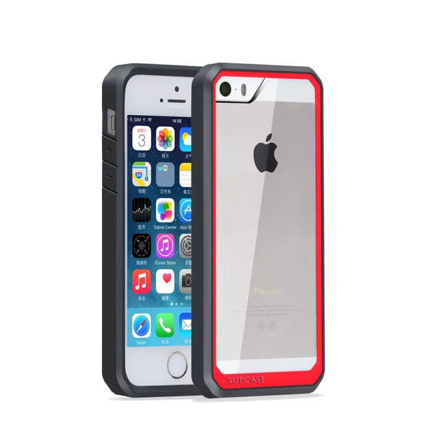 best authentic 4c39c c156c US $4.92  Hybrid TPU Shockproof Silicone Case Transparent PC Hard Back  Cover For iphone 5 5S SE Supcase Heavy Unicorn Beetle Phone Cases on ...