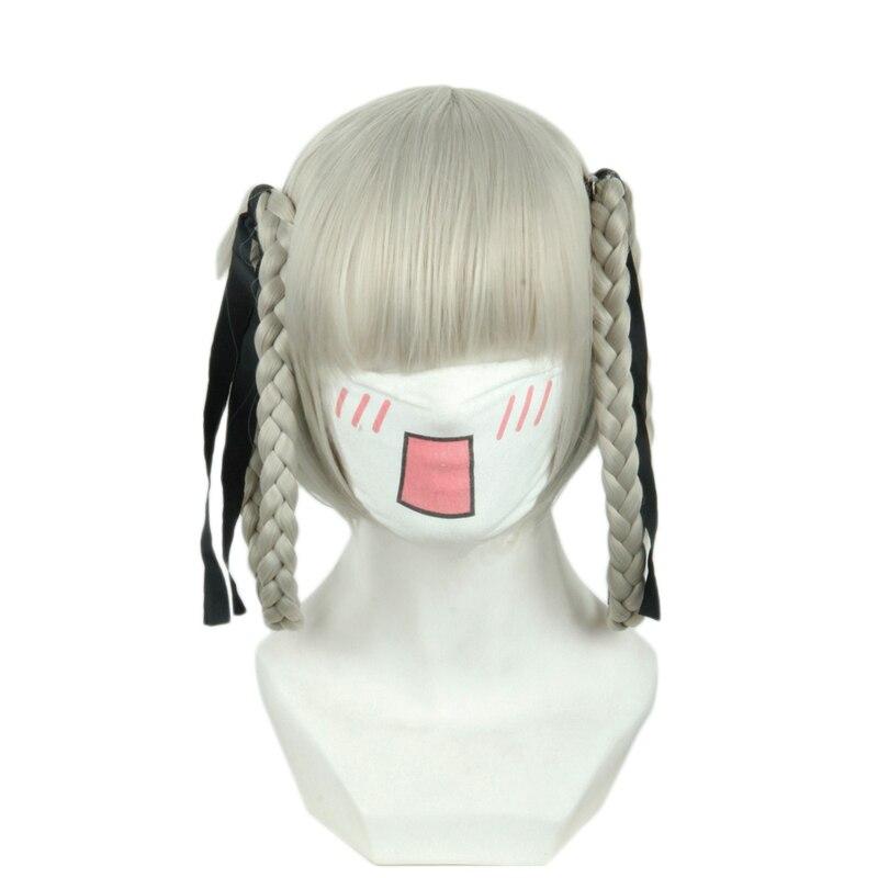 Anime Kakegurui Compulsive Gambler Momobami Kirari Wig Cosplay Costume Women Hair Halloween Party Wigs