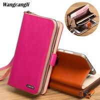 Brand Genuine Leather phone case for xiaomi mi 6 Handmade custom flip phone case For Xiaomi Mi A1 Max 3 MIX 2S A2