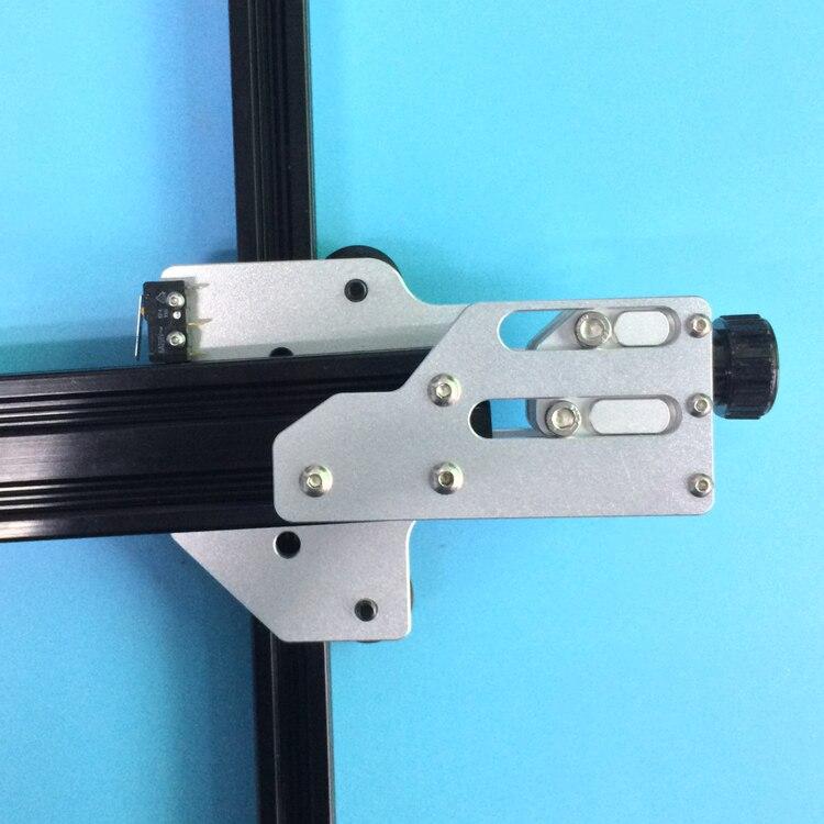 1 set Tronxy 3D imprimante mise à niveau en aluminium X axe ceinture tendeur kit 2040 v-slot pour Tronxy 3D imprimante - 4