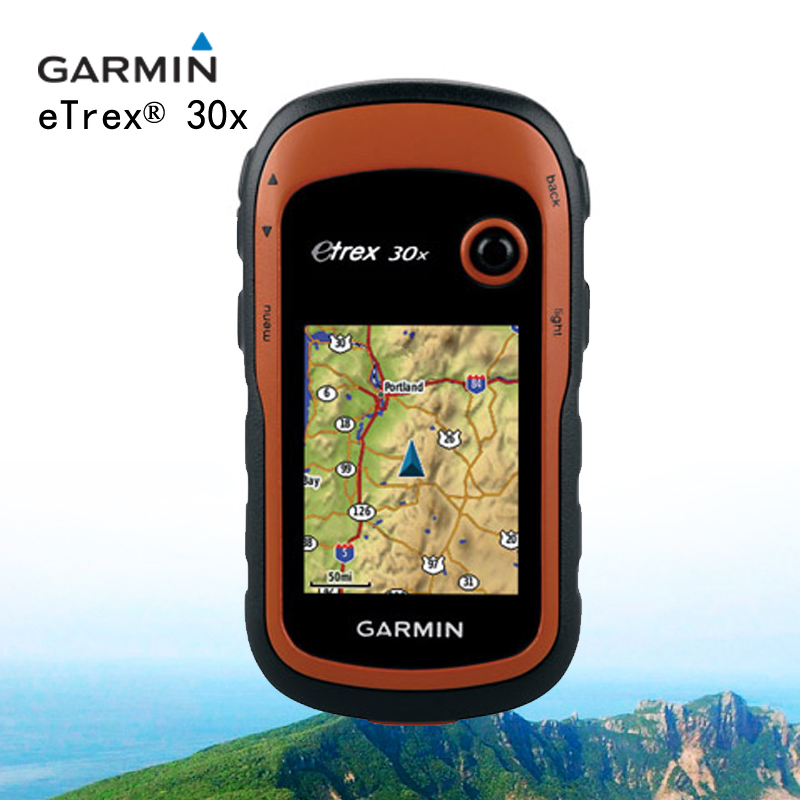 GARMIN eTrex 30x Bike Computer GPS Navigation Outdoor handheld Route Coordinate Measurement Waterproof Wireless Transmission ANT футболка с полной запечаткой для мальчиков printio ловец снов