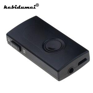 Image 1 - Kebidu 2 en 1 sans fil Bluetooth V4.2 émetteur récepteur A2DP 3.5mm adaptateur stéréo Audio Dongle pour TV voiture/maison haut parleurs MP3