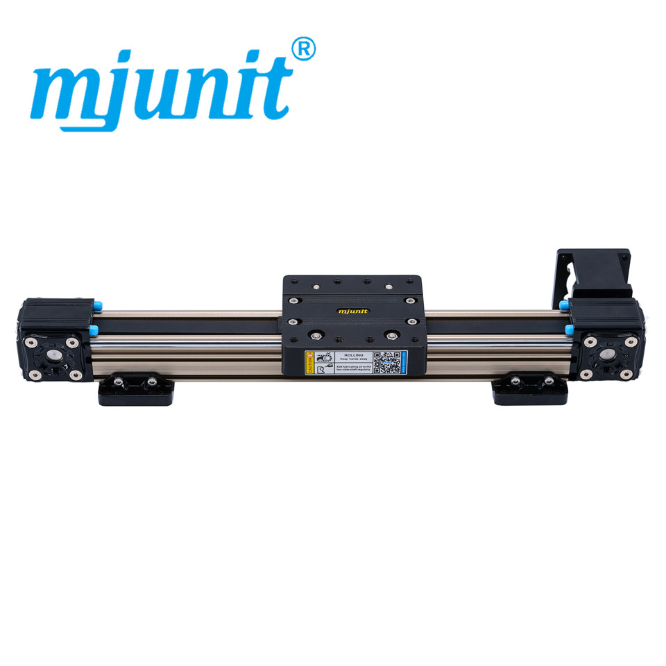 mjunit MJ40 linear motion guide rail with 700mm stroke mjunit mj40 miniature linear guideway with 400mm stroke