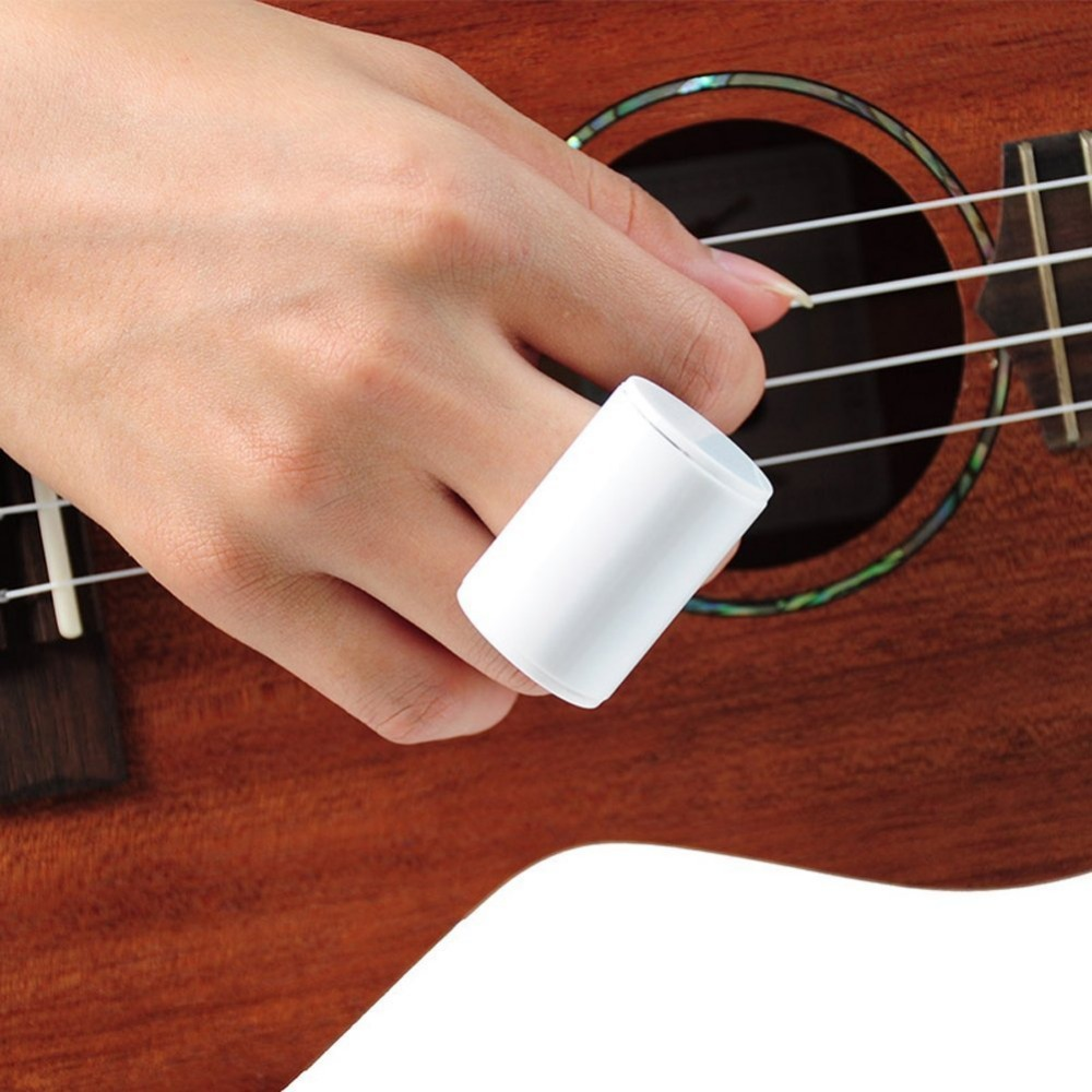Guitar Ukulele Sand Shaker Rhythm Ring Maraca Cabasa Wear On Finger Ukulele Accessories - Size Free