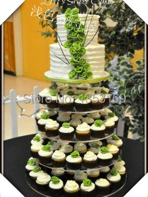 Baby Shower Of Cake Stand 5 Tier Special Acrylic Birthday The Wedding Cupcake