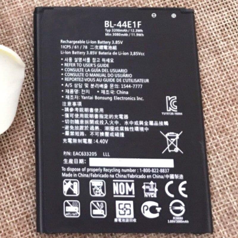 3200 мАч батарея для LG V20 BL-44E1F F800 VS995 H990N H910 H918 V995 LS997 батареи + трек-код