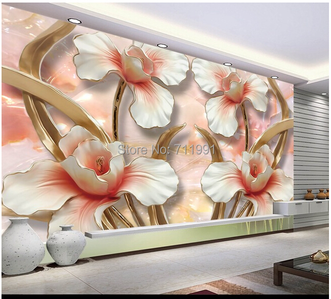 Buy custom large modern mural painting for Custom mural painting