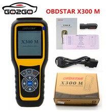 Obdstar X300m Obdii Пробег коррекции X300 M пробег настроить инструмент диагностики (все автомобили можно регулировать с помощью Obd) обновление по Tf карты