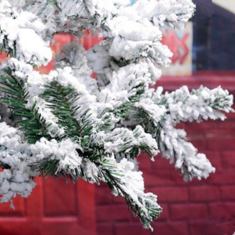 Christmas Tree Spray Snow.1 5 M 150cm White Christmas Tree Flocking Spray Snow