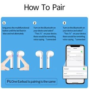 Image 3 - I7s TWS Mini écouteurs sans fil Sport Bluetooth écouteurs avec boîtier de charge micro stéréo Android casque pour iPhone Xiaomi