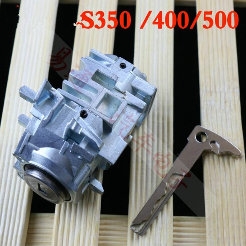 DAKATU Car Door lock repair accessories For Mercedes Benz S350 S400 S500 Left Door lock Cylinder
