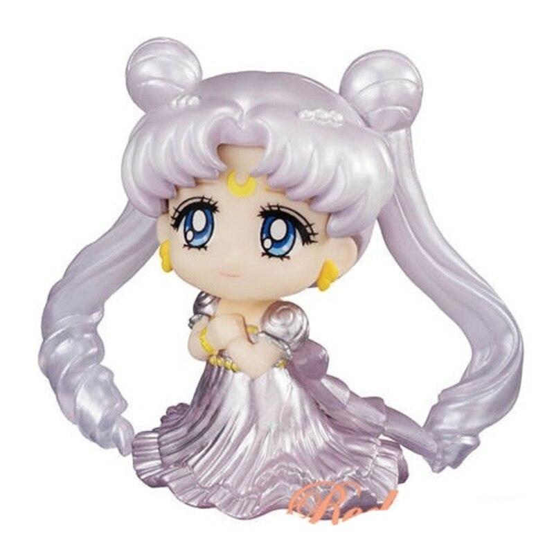 Q Version Sailor Moon Guardian Tsukino Usagi Action Figure Model Collectible