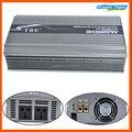 Alta qualidade TBE 3000 W 12 V Conversor Carro DC 12 V PARA AC 220 V Adaptador de Potência de Pico 6000 W Inversor de Potência Do Carro 3000 W senoidal Modificada onda