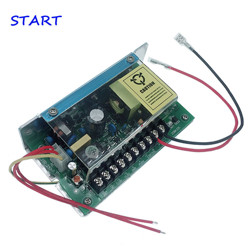 Back-up Battery Function 12V5A Power Supply Switch Power Supply Transformer For Access Control System