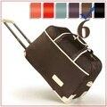 Waterproof Travelling Bags Fashion Tourism Women And Men Travel Bags Trolley Wheels Rolling Luggage travel Duffel Bag Bolsas