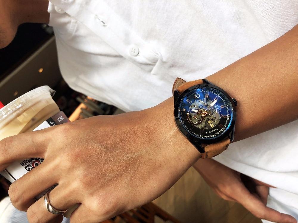 HTB13AqocvBNTKJjSszbq6yFrFXay Forsining 2017 Mens Casual Sport Watch Genuine Leather Top Brand Luxury Army Military Automatic Men's Wrist Watch Skeleton Clock