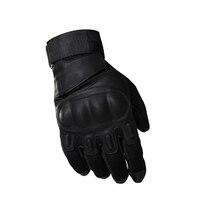 Полный палец CS военный Прихватки для мангала Для мужчин Тактический водительские перчатки Открытый Спорт варежки Airsoft Атлас K-поп-черный Пр...