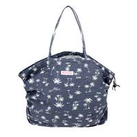 MZ146 Casual Denim CANVAS Drawstring Closure Handbag Tote Shopping Bag Japanese Magazine Gift Free Shipping Wholesale